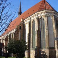 Rostock, Evgl. Heilig-Kreuz-Kirche, Росток