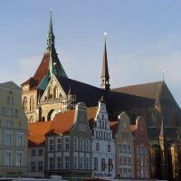 Rostock, Evgl. Marienkirche, Росток