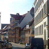 Rostock, Lohgerberstraße, Росток