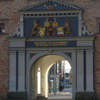 Rostock, Steintor-Bogen, Росток
