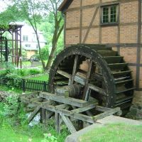 Water-mill inSchwerin (2), Шверин