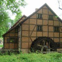 Wassermühle in Schwerin (3), Шверин