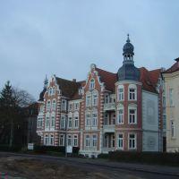 """Haus in die """"Graf-Schack-Allee, Шверин"""