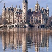 Schloss, Шверин