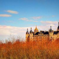 #Contest April: Quiet ~Blick auf das Schweriner Schloss, Шверин