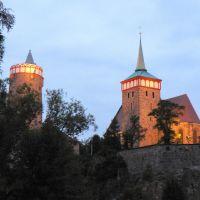 Wasserkunst und Michaeliskirche, Баутцен