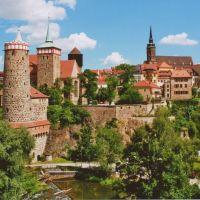 Bautzen, Stadt historischer Türme, Баутцен