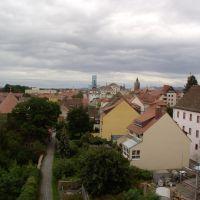 Bautzen Altstadt vom Nikolaiturm 2004, Баутцен