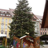 Weihnachtsbaum, Баутцен