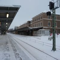 Bahnhof Bautzen Dezember 2010, Баутцен
