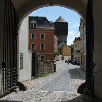 Przejście przez mury miasta * Passage through the town wall >>>, Баутцен