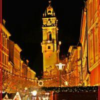 Weihnachtsmarkt in Bautzen, Баутцен