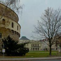Görlitz, Kaisertrutz - Theater, Герлиц