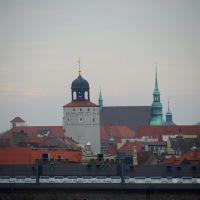 Görlitz Blick über die Dächer, Герлиц