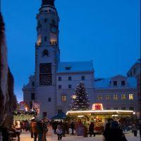 Görlitzer Weihnachtsmarkt, Герлиц