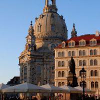 Frauenkirche, Дрезден