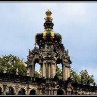 Dresden - Zwinger, Дрезден