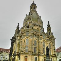 Church of Our Lady - Dresden - Germany, Дрезден