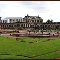 Zwinger Dresden, Дрезден