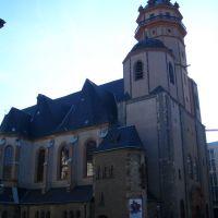 Nikolaikirche, Leipzig, Лейпциг