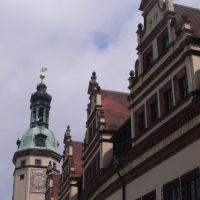 Leipzig ★2010★ Altes Rathaus, Лейпциг