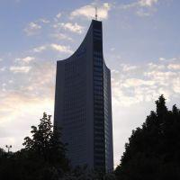 Leipzig ★2010★ Uni-Riese, Лейпциг