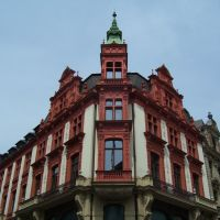 Leipzig ★2010★ Klingerhaus, Лейпциг