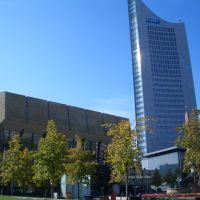 Augustus Platz, Leipzig, Лейпциг