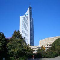 Uni-riese, Leipzig, Лейпциг