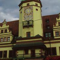 091 Leipzig, Altes Rathaus, Лейпциг