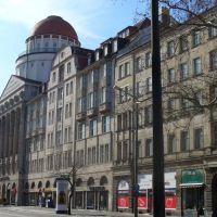 Leipzig-Süd, Karl-Liebknecht-Straße, Лейпциг