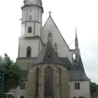 St Thomas Church, Leipzig, Лейпциг