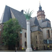 Nikolaikirche, Лейпциг
