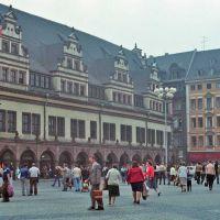 1982 Leipzig, Лейпциг