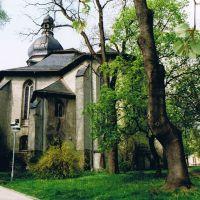 Luther Kirche, Плауэн