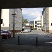 Jägerstraße, Плауэн