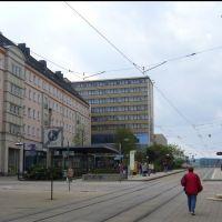 Bahnhofstr., Плауэн