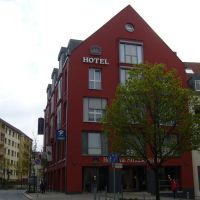 Hotel am Straßberger Tor, Плауэн