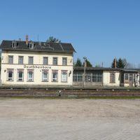 Bahnhof Deutschenbora, Радебюль