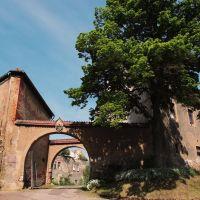 Rittergut in Deutschenbora, Радебюль