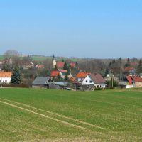 """Deutschenbora """"Unterdorf"""", Риса"""