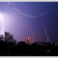 Gewitter über Chemnitz, Хемниц