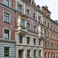 Chemnitz - Uhlandstr. 13, Хемниц