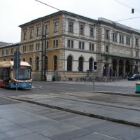 Bahnhof Chemnitz, Хемниц
