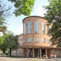 Chemnitz - Die Chemnitzer Gesundheitskasse (AOK) Ende 1931 in Betrieb genommen, Хемниц