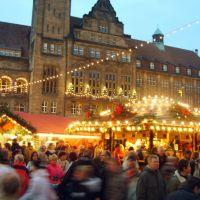 Weihnachtsmarkt in Chemnitz, Хемниц