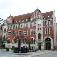 Chemnitz-Alte Post, Хемниц