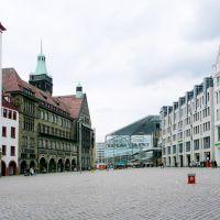 Chemnitz - Markt, Хемниц