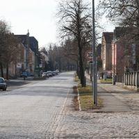 > Dresdener Straße, Хойерсверда