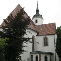 Johanneskirche, Хойерсверда